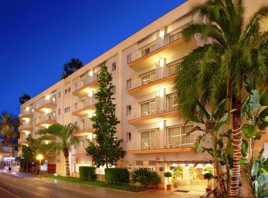 Viesnīcas bildes: Hotel Les Palmeres