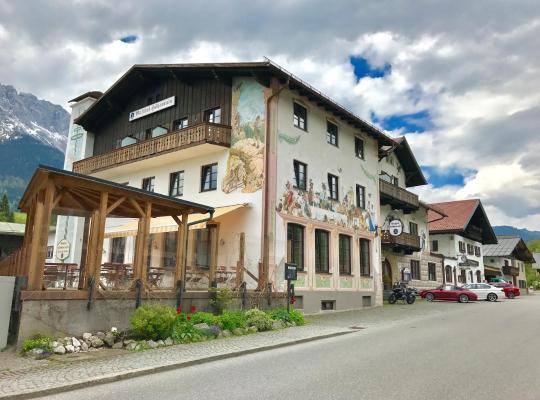 Fotos de Hotel: Gasthof Höhenrain