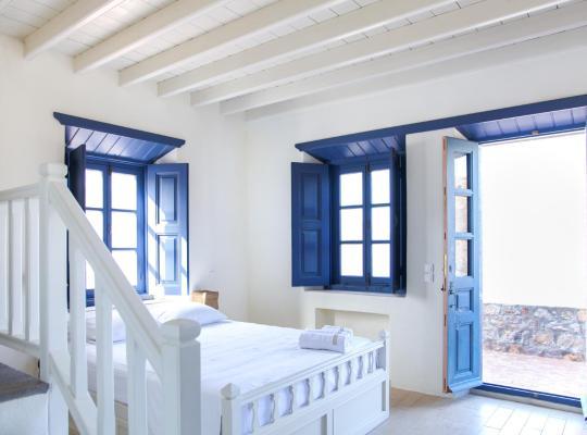 Hotel foto 's: Calmness & Spiritual Patmos Villa