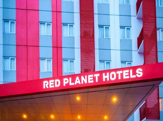 Fotos de Hotel: Red Planet Pekanbaru