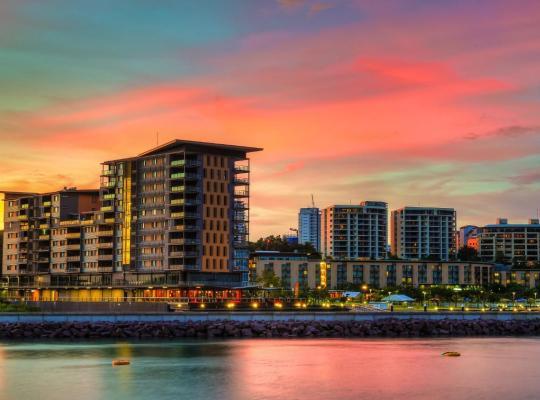 Fotos do Hotel: Darwin Waterfront Luxury Suites