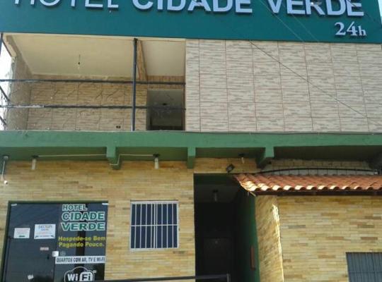 Otel fotoğrafları: Hotel Cidade Verde