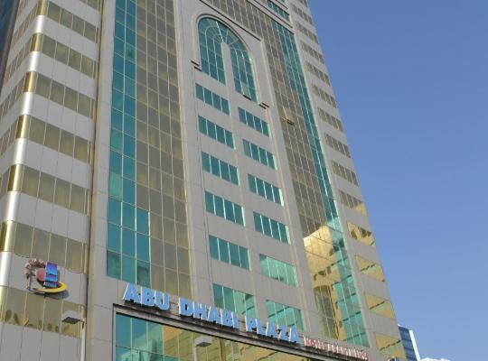 Viesnīcas bildes: Abu Dhabi Plaza Hotel Apartments
