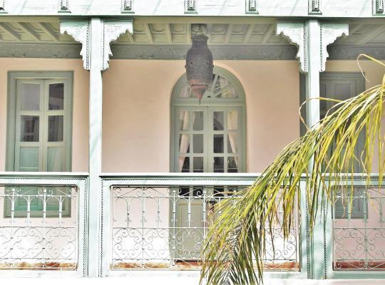 Φωτογραφίες του ξενοδοχείου: Riad Helen