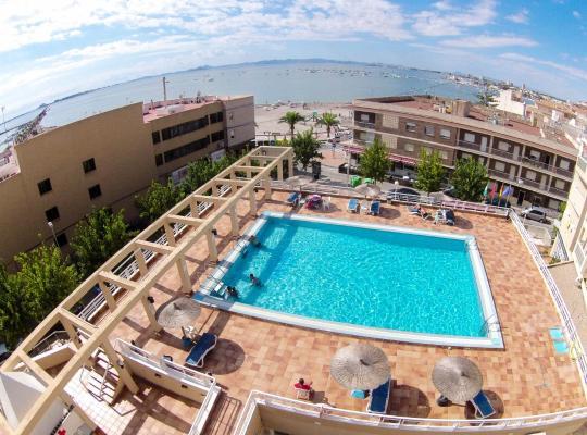 होटल तस्वीरें: Aguas Salinas