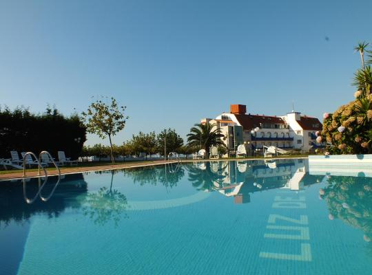 Хотел снимки: Hotel Luz de Luna