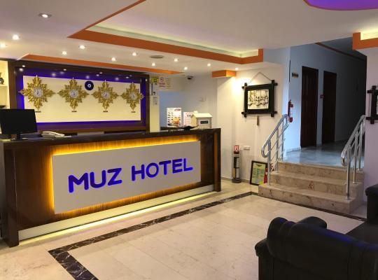 Фотографии гостиницы: Muz Hotel