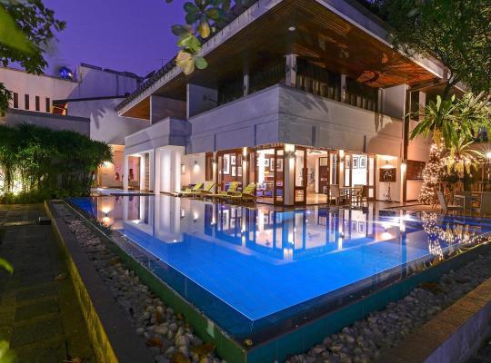Хотел снимки: Colombo Court Hotel & Spa