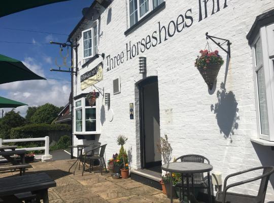 Фотографии гостиницы: Three Horseshoes Inn