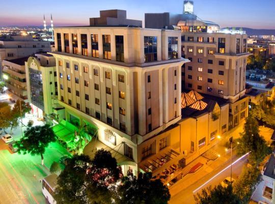 酒店照片: Tugcan Hotel