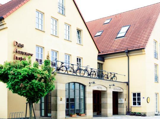 Hotel photos: Altstadthotel Haßfurt