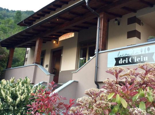 Φωτογραφίες του ξενοδοχείου: La Locanda dei Ciciu
