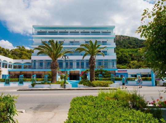 ホテルの写真: Belair Beach Hotel
