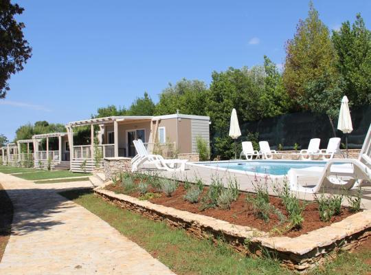 酒店照片: Mobile Homes Peškera