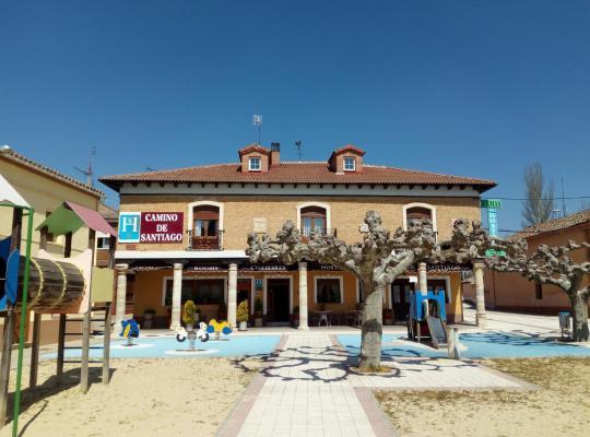 酒店照片: Hostal Camino de Santiago