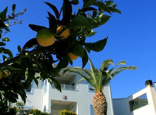 Фотографии гостиницы: Aigli Apartments