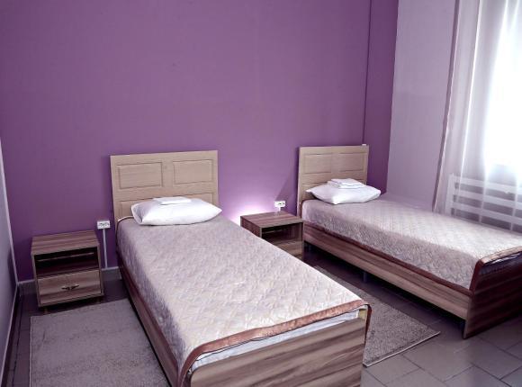 Мини-гостиница Парадиз, Голышманово