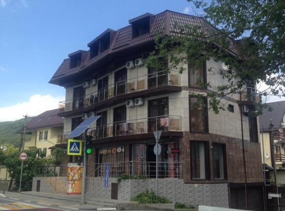 Отель Островок, Лазаревское