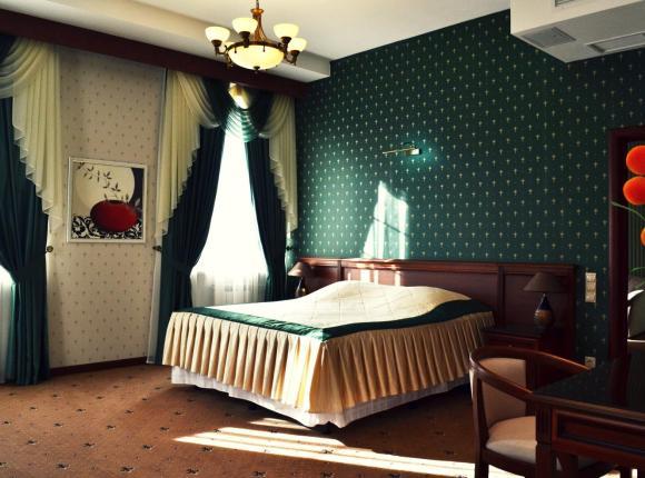 Отель Меридиан, Саранск