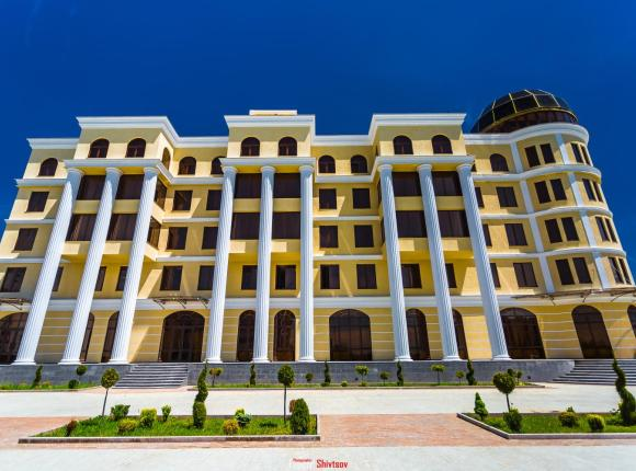 Отель Магас
