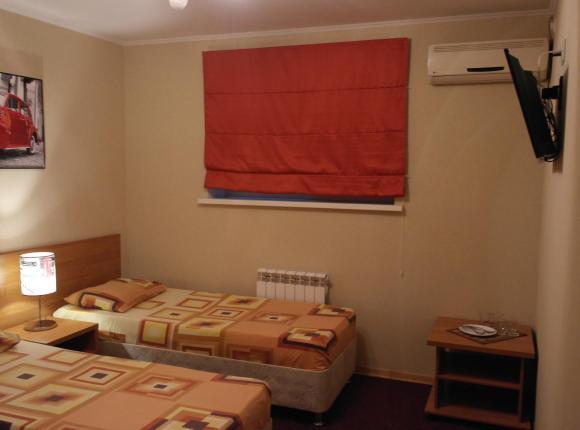 Отель Дронго, Краснодар