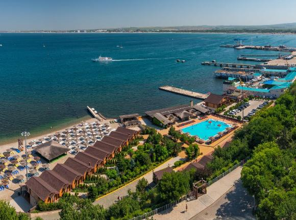 Курортный отель Золотая бухта, Анапа