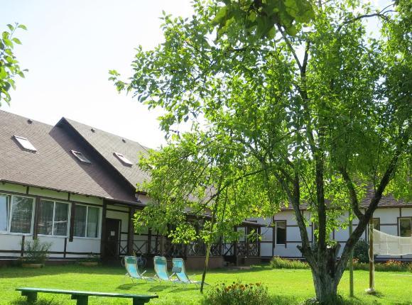 Загородный отель Надеждино