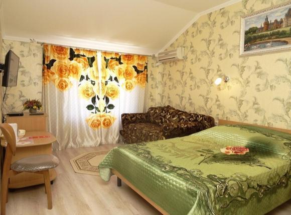 Гостевой дом Ореховая роща, Анапа