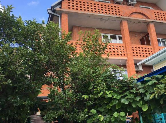Отель Татьянин день, Лазаревское