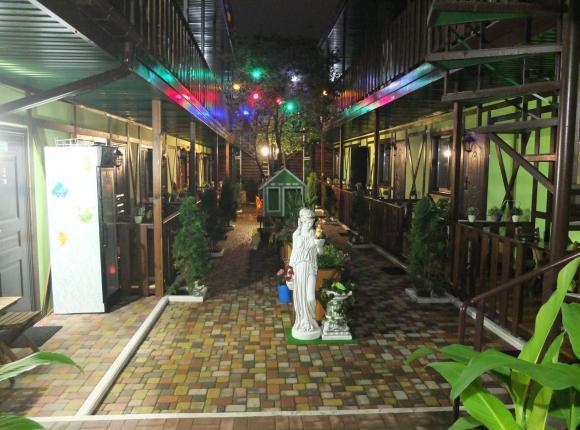 Гостевой дом Talan Calypso, Архипо-Осиповка