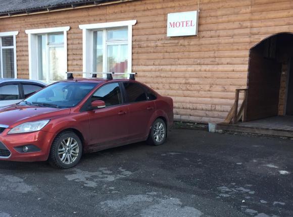 Мотель Привал, Янишполе