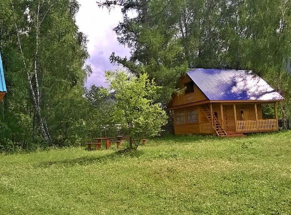 Комплекс Дома на Лесной 15, Мульта, Республика Алтай