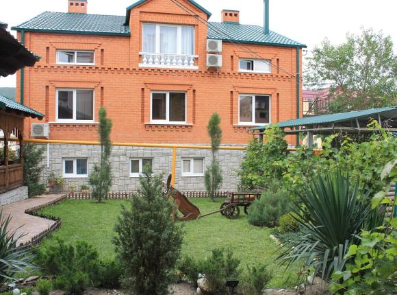 Гостевой дом Не Горюй, Кабардинка