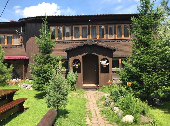 Гостевой дом На озере, Артыбаш