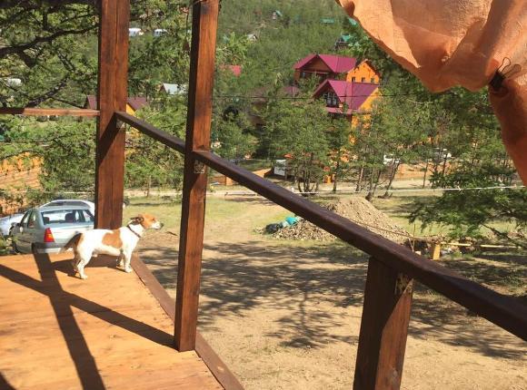 База отдыха Мандархан View, Сахюрта