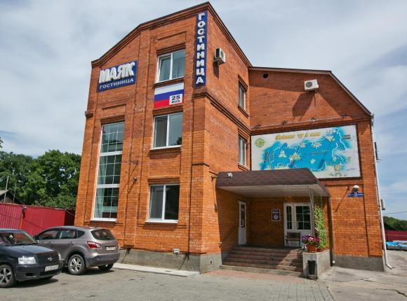 Отель Маяк Инн, Уссурийск