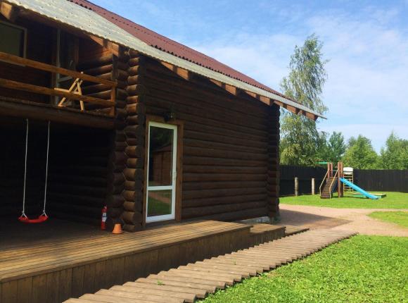 База отдыха Медвежья Кара, Паша