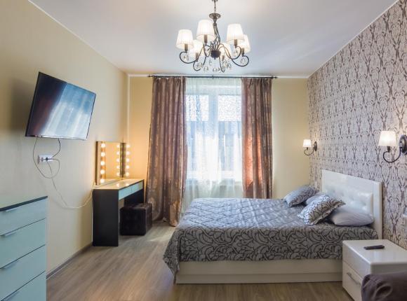 Апартаменты Kremenchugskaya Apartment, Санкт-Петербург