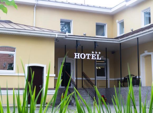 Отель Столица, Гатчина