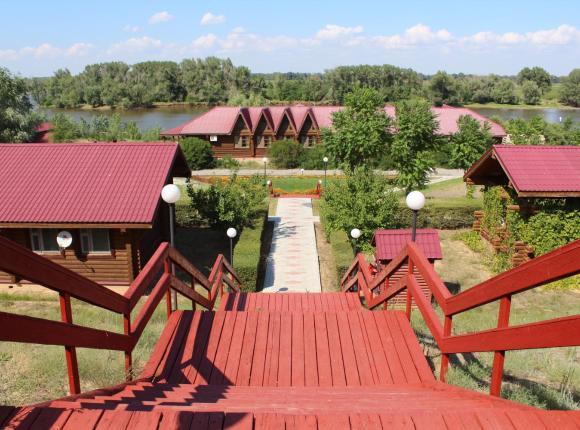 База отдыха Рыбацкая деревня, Федоровка (Енотаевский район)