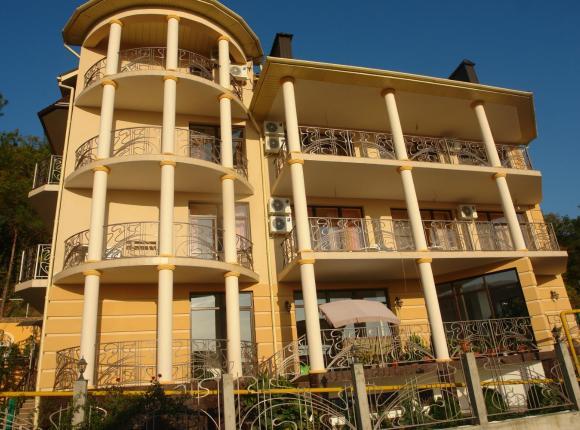 Гостевой дом Европейский, Лазаревское
