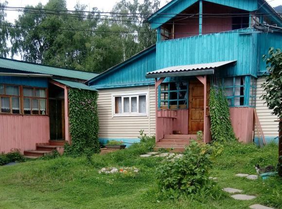 Гостевой дом на Трактовой 34, Аршан