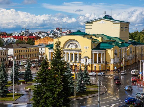 Апартаменты Мелисса, Ярославль