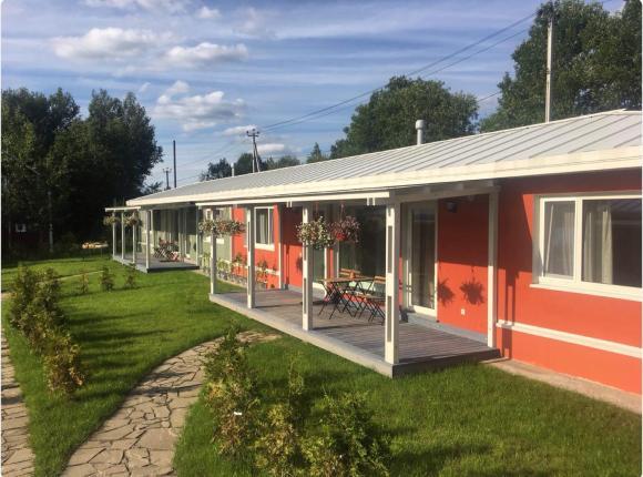 База отдыха В деревне Светлое, Мичуринское