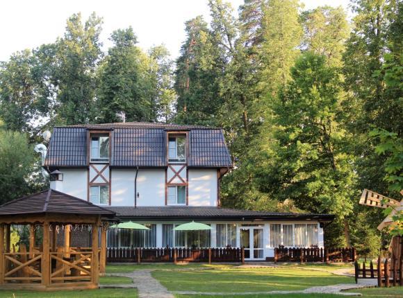 Парк-Отель Ясенки, Львово (Подольский район), Подольский район