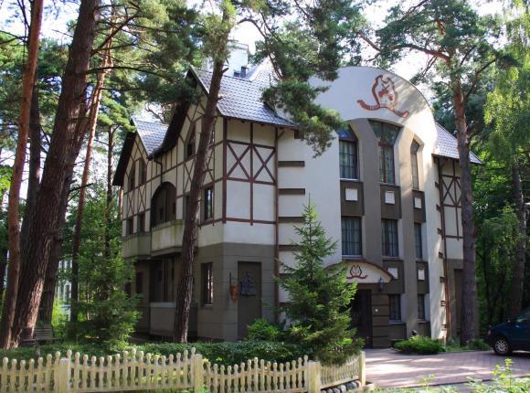 Гостиница Дом Сказочника, Светлогорск