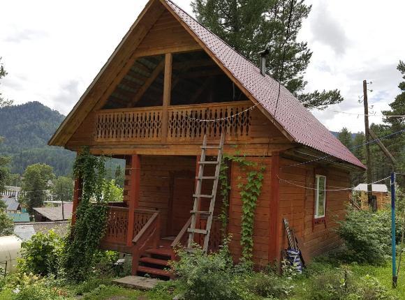 Гостевой дом Кедровый Дворик, Артыбаш
