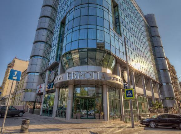 Отель Европа, Ростов-на-Дону