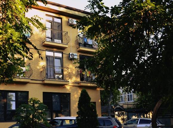 Отель Континенталь, Анапа