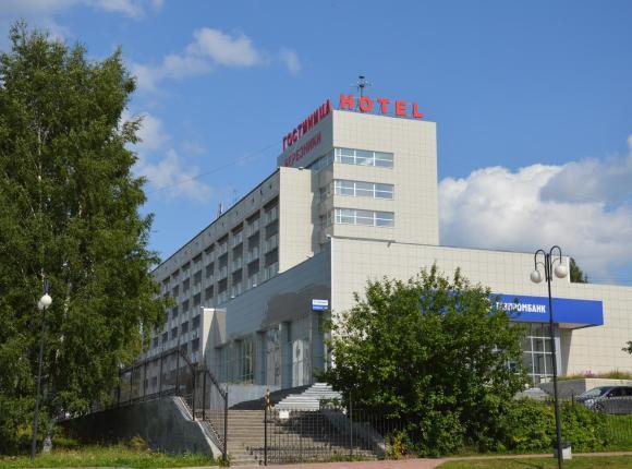 Отель Березники